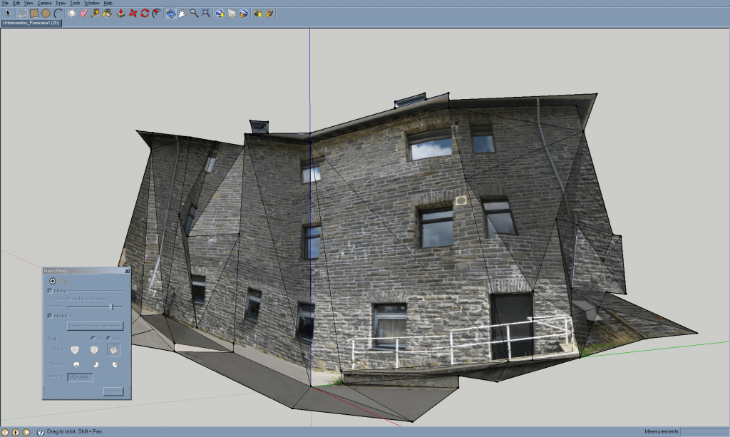 Process - 3D Modelling